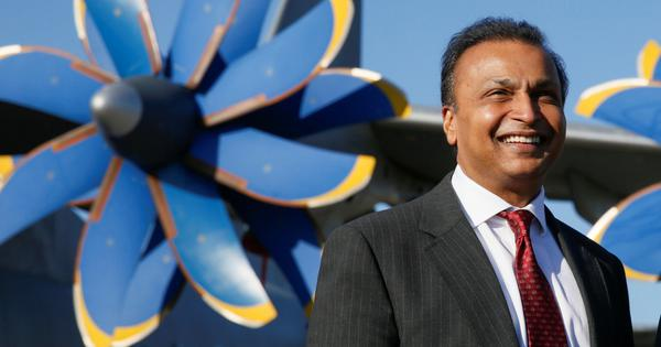 'Man of simple tastes who drives one car': Anil Ambani tells UK court in Chinese banks case