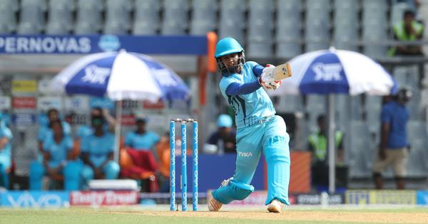 IPL Women's T20 challenge as it happened: Perry takes Supernovas home in an entertaining game