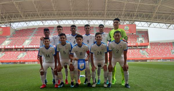 Football: India under-16 beat Thailand's Buriram United 2-0