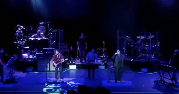 Watch: After Weezer's cover of Toto's 'Africa' became a smash hit, Toto returns the favour