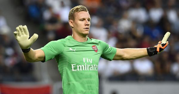 Bernd Leno to start for Arsenal in Europa League, confirms manager Unai Emery