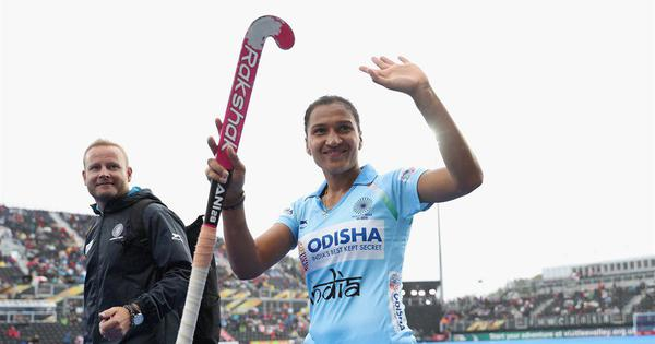Hockey: Captain Rani Rampal included in India squad for South Korea tour after returning from injury