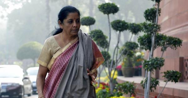 Nirmala Sitharaman says it is necessary to keep social media 'toxic free'