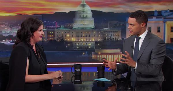 Watch: The US has got refugees all wrong, an activist explains to Trevor Noah