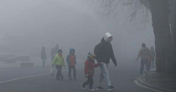 Air pollution can cause major harm to cognitive performance, says study
