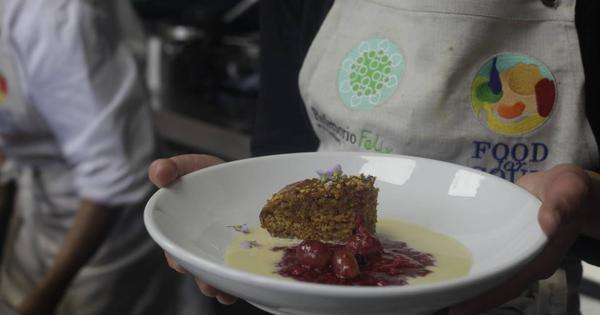 Recipe for change: Chefs in Britain are finding new ways to reduce food waste