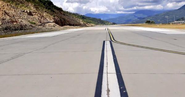 सिक्किम को पहला हवाई अड्डा मिला