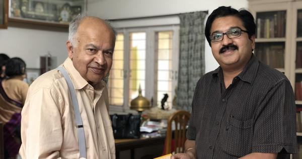 Documentary on astrophysicist Jayant Narlikar in the works