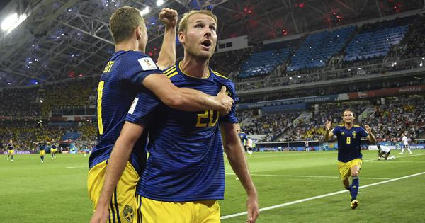 Fifa World Cup, Group F, Germany vs Sweden live: Reus strikes equaliser early in 2nd half