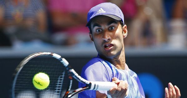 Yuki Bhambri makes winning start at Bengaluru Open, Vishnu Vardhan crashes out