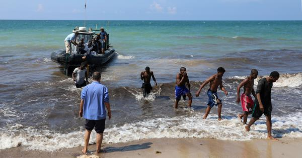 Over 200 migrants drowned off Libya this week while attempting to cross the Mediterranean, says UN
