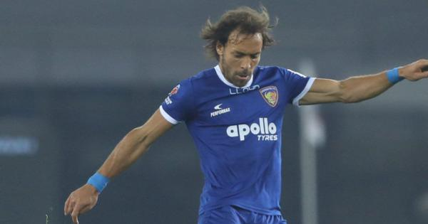 ISL: Spanish defender Inigo Calderon extends his stay at Chennaiyin FC by one year