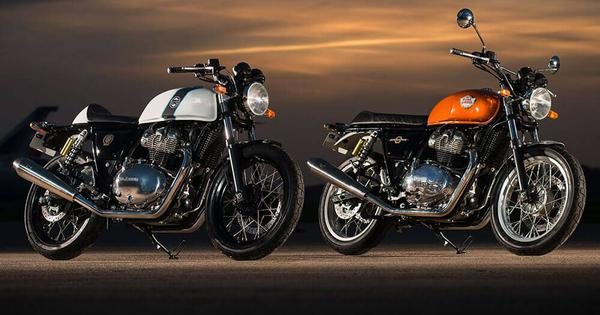 Royal Enfield Continental GT 650, Interceptor 650 launched, US pricing revealed
