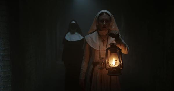 In 'The Nun' teaser, 'The Conjuring 2' demon Valak haunts 1950s Romania