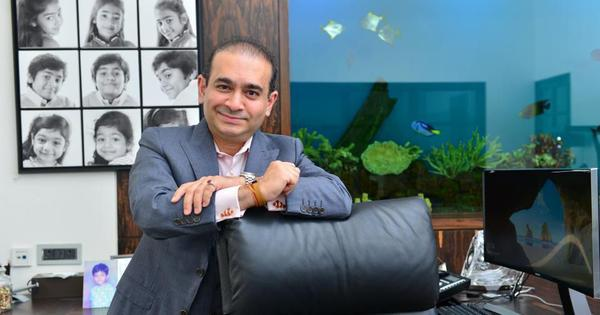 PNB scam: Tribunal orders Nirav Modi not to dispose of immovable properties
