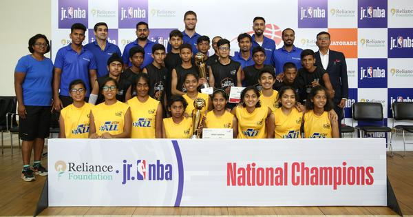 Delhi boys and Bengaluru girls to represent India at Junior NBA World Championship