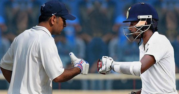 Thank you, Wriddhiman Saha, for showing us that there is life beyond MS Dhoni