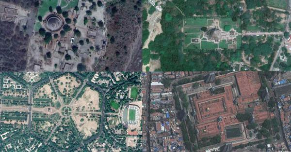 Quiz: Can you identify these famous Indian monuments from their satellite images?