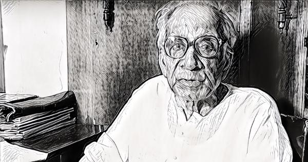 'India': A short story by the Bengali writer Ramapada Chowdhury (1922-2018) who died at 95