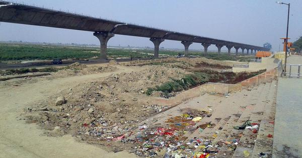 Off course: Why the mighty Ganga is moving away from its banks in Patna