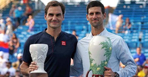 Cincinnati Masters: Djokovic beats Federer to become first man to win all 9 Masters 1000 titles