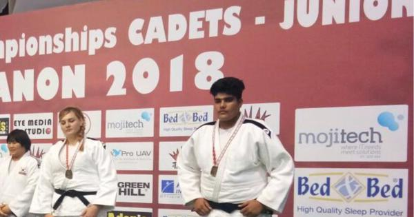 Indian judokas return with a haul of 9 medals from Asian Cadet and Junior Judo C'ships