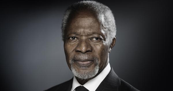 Former UN chief and Nobel laureate Kofi Annan dies at 80