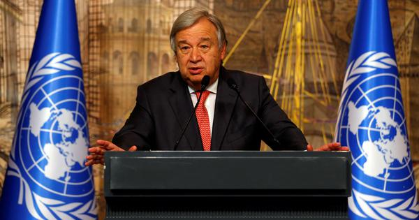 Pulwama attack: UN chief says perpetrators must be punished, asks India, Pakistan to defuse tensions