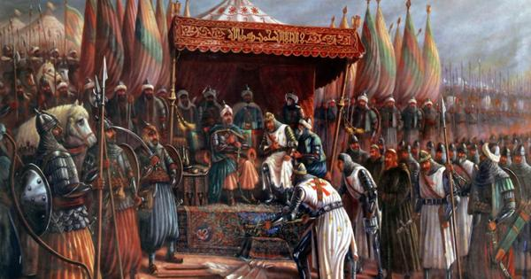 Modern view of Crusades as a clash between Islam and  Christianity ignores stories of co-existence