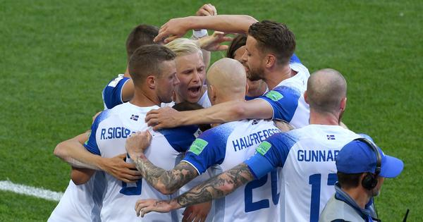 Fifa World Cup, Group D, Nigeria vs Iceland live: Musa the hero as Nigeria beat Iceland 2-0