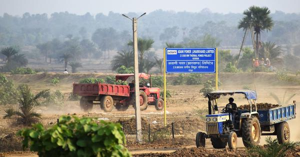 Rs 7,410-crore question: Jharkhand amended energy policy to buy power from Adani at higher price