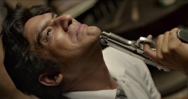 Watch: Ritwick Chakraborty delivers the chills in 'Goodnight City'