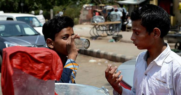 Delhi records hottest July day in nine years, heatwave alert issued for Friday