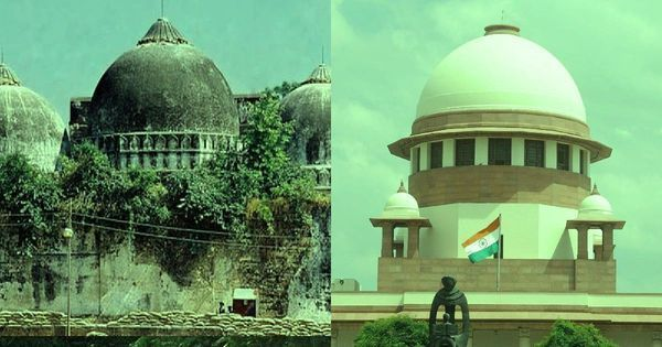 SC on Ayodhya: Constitution bench not needed, status of mosques in Islam not examined in 1994