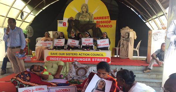Kerala: Church withdraws restrictions imposed on nun who protested against rape-accused bishop