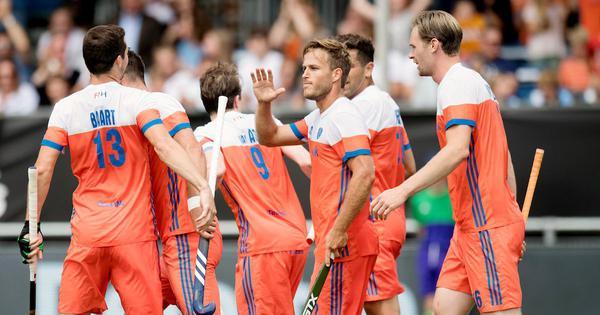Hockey Champions Trophy: Netherlands thrash Belgium and Australia beat Pakistan as India stay on top
