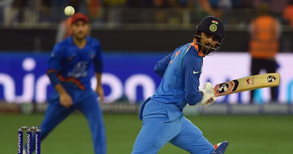 Rahul regrets wrong DRS call that could have saved Dhoni's wicket in tie against Afghanistan