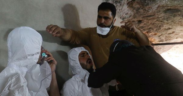 Syria: Watchdog says banned sarin gas was used in April's deadly attack in Idlib province