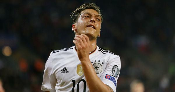 We stand for diversity: German Football Association rejects Ozil's accusations of racism