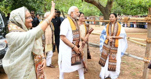 Missing in the Modi, Mamata discussions with Sheikh Hasina: Rohingya refugees, Teesta treaty