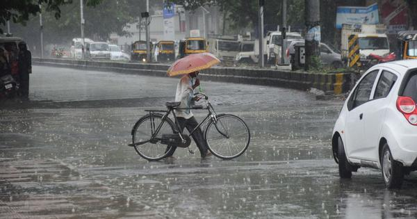 Met department predicts heavy to very heavy rainfall in several parts of the country till Friday