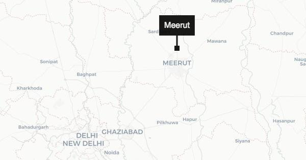 Uttar Pradesh: Three-year-old girl in critical condition after youth lights cracker in her mouth