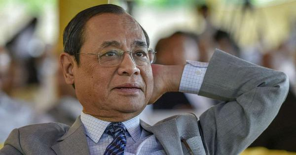 Chief Justice of India Dipak Misra recommends Ranjan Gogoi's name as his successor