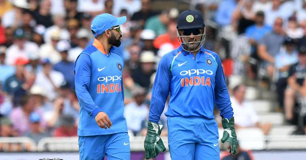 Selectors, Virat Kohli should make the decision on MS Dhoni's future, says Sourav Ganguly