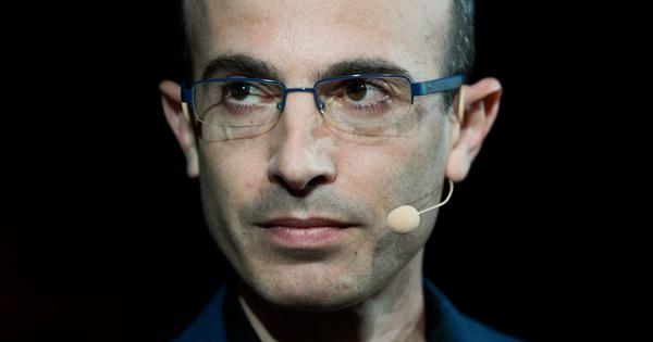 Yuval Noah Harari explains why fake news triumphs: Because people prefer power over truth