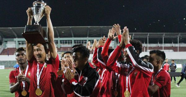 Unbeaten Shillong Lajong lift under-18 Youth League title with 2-0 win over Kerala Blasters