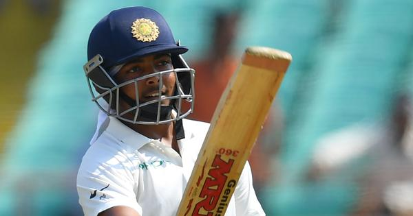 Shaw, Mayank, Vihari, Parthiv score fifties for India A against New Zealand A in unofficial Test