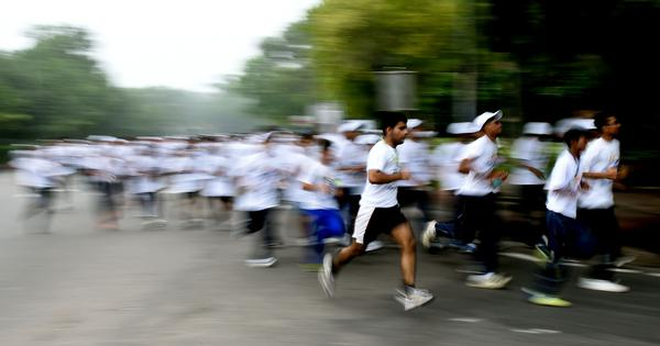 Running for just 15 minutes in school every day can positively impact children's health