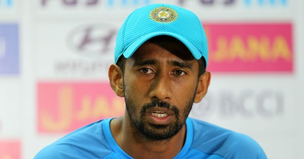 'Time to move forward': Wriddhiman Saha turns focus to IPL and stint under Glenn Maxwell at Kings XI