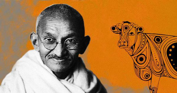 For Gandhi, Ram and Krishna were not figures from history – they were exemplars of human virtue